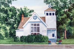 Beth Shalom in Deep River, CT, Our Synagogue