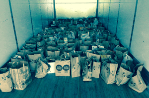 Stuff-a-Truck Food Drive