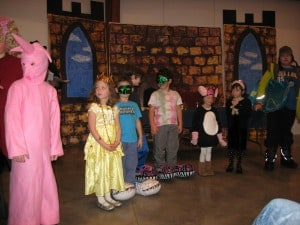 CBSRZ, Purim, Costume Parade